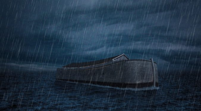 The Days Of Noah And The End Times Flood Of Lies