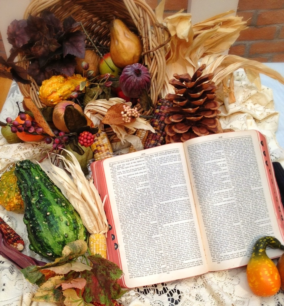 Thanksgiving and Bible