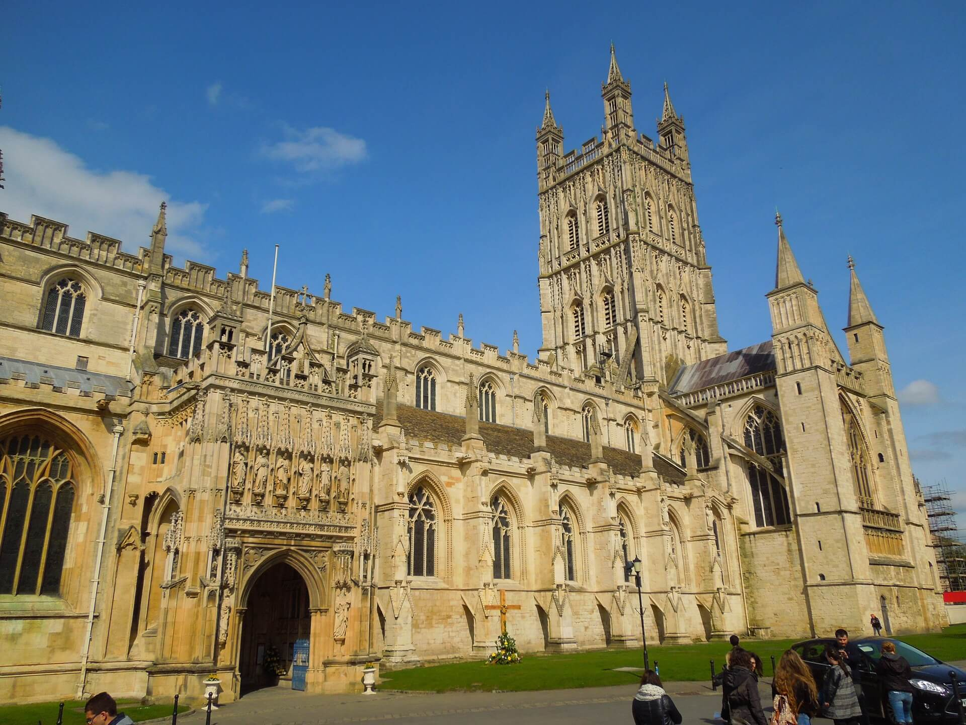 Church of England - Gloucester Cathedral