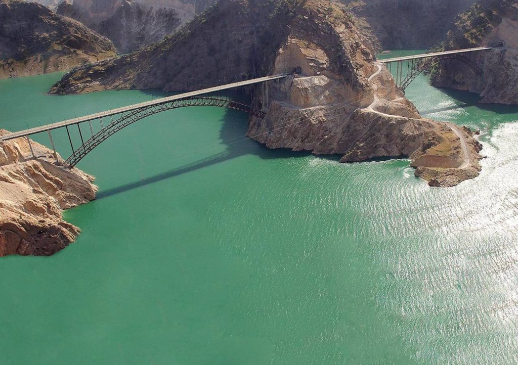 Karun River, Iran