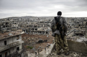Syria Destroyed Town Of Kobani (Ain al-Arab) - NY Times