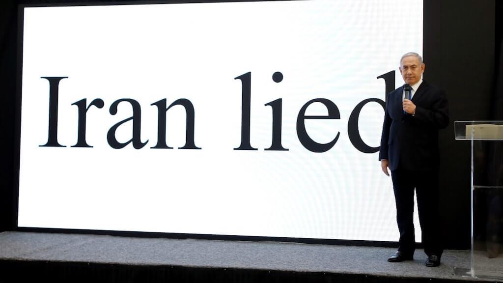 Iran Lied, Bibi - Haaretz