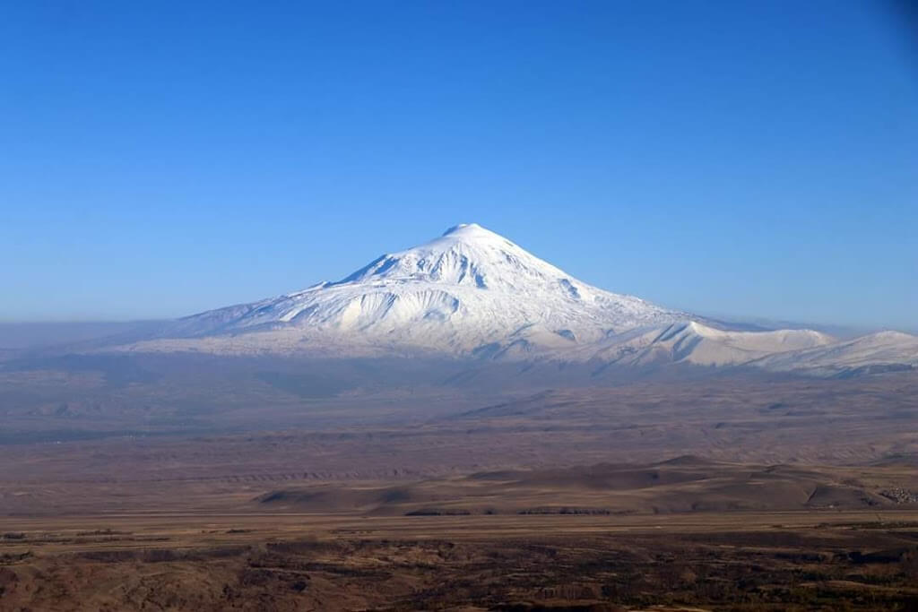 How Did Noah's Ark Land On The Mountains Of Ararat?