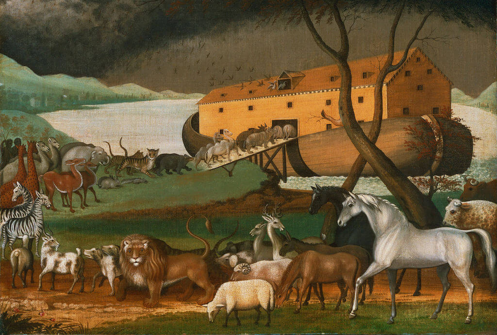 How Did The Animals Fit On Noah's Ark?