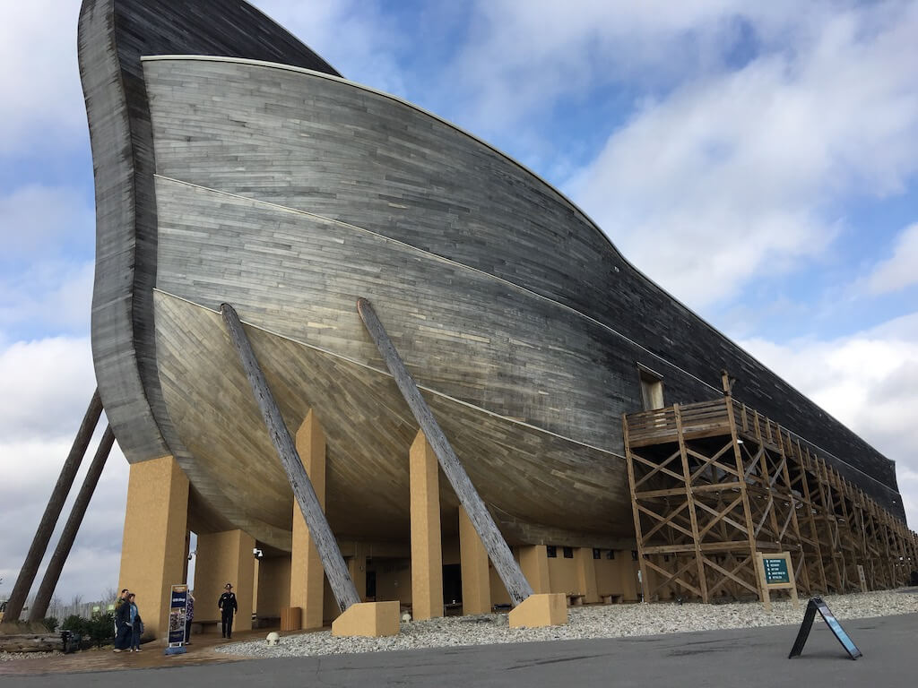 The Ark Encounter Is A False Teaching