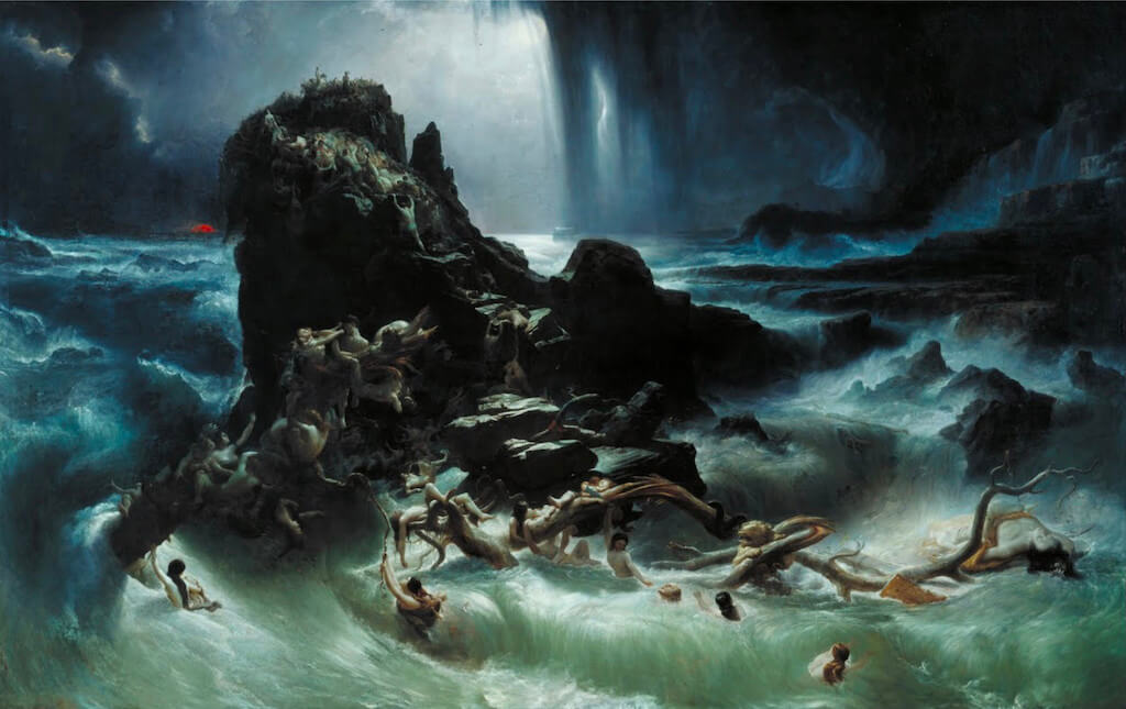 The Fallen Angels, Giants And Noah's Flood