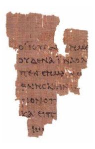 Papyrus 87