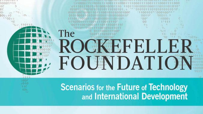 Rockefeller Future Scenario Becomes Reality Of Global Coronavirus Response